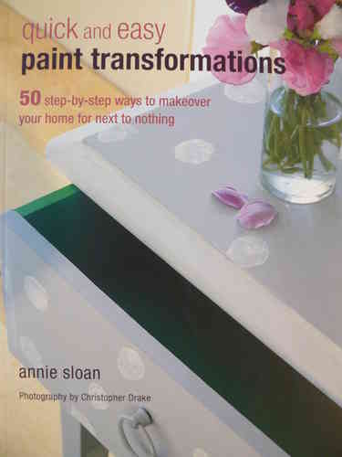 Paint Transformations-Quick and easy